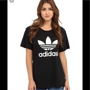 Adidas Leaf Logo  t shirt